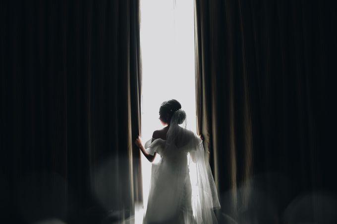 William & Selvi Wedding at Hilton Hotel by PRIDE Organizer - 009