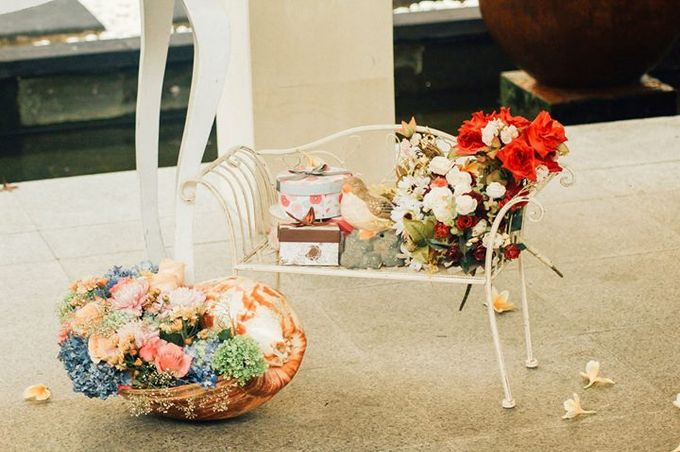 Theresia And Franky Wedding by Dekor Indonesia - 005