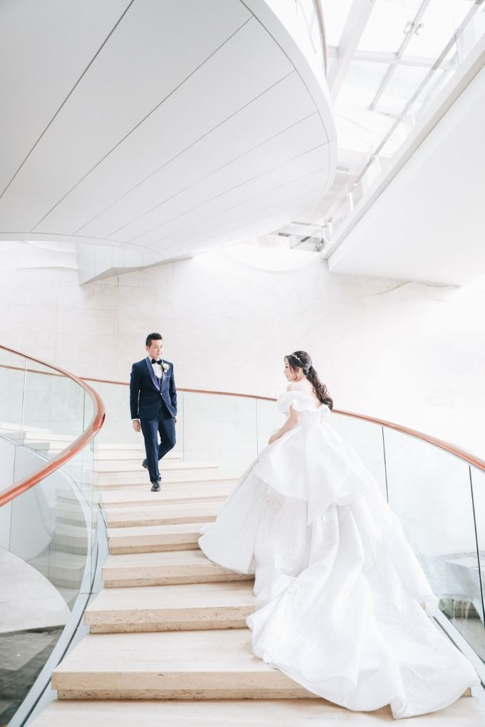 William & Selvi Wedding at Hilton Hotel by PRIDE Organizer - 027