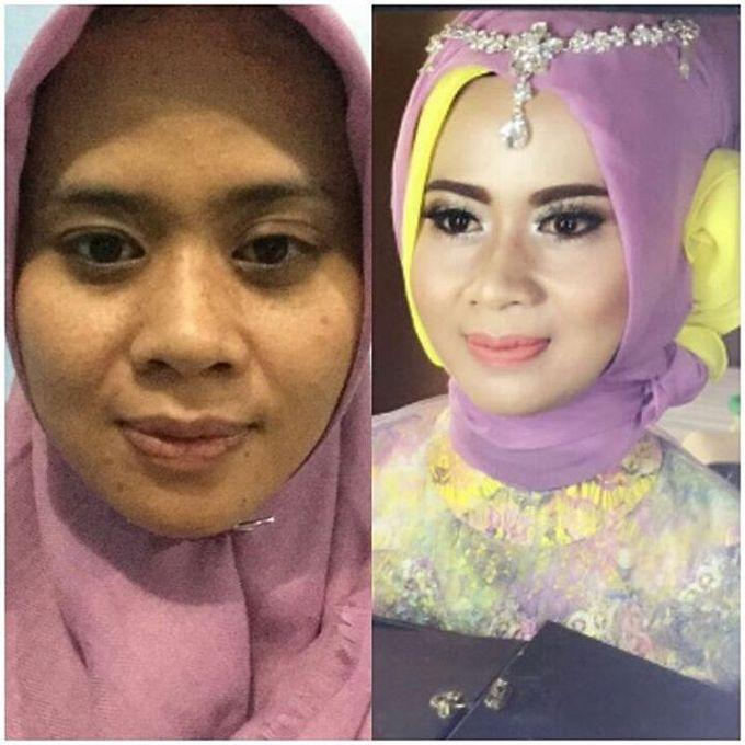 Wedding Make Up, Graduation, And Engagement by qaylamakeup - 030