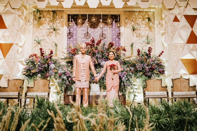 STEFANIE & RADIT - FIRST WEDDING RECEPTION by Antijitters Photo - 001