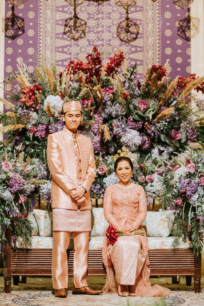 STEFANIE & RADIT - FIRST WEDDING RECEPTION by Antijitters Photo - 002