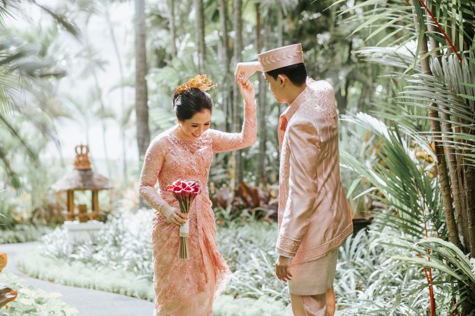 STEFANIE & RADIT - FIRST WEDDING RECEPTION by Antijitters Photo - 004