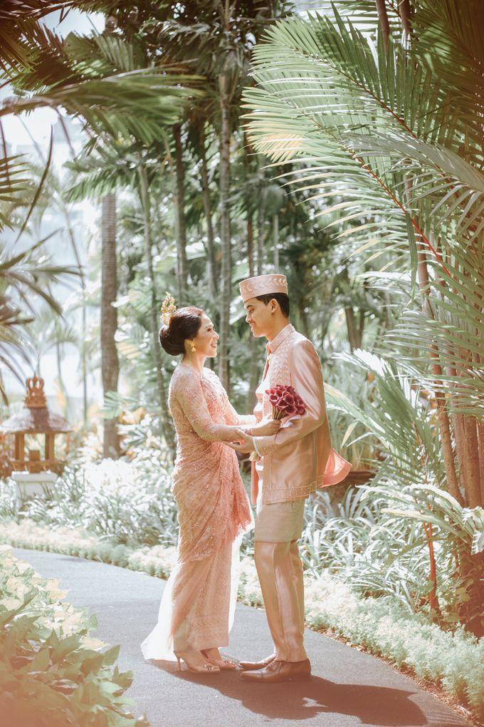 STEFANIE & RADIT - FIRST WEDDING RECEPTION by Antijitters Photo - 005