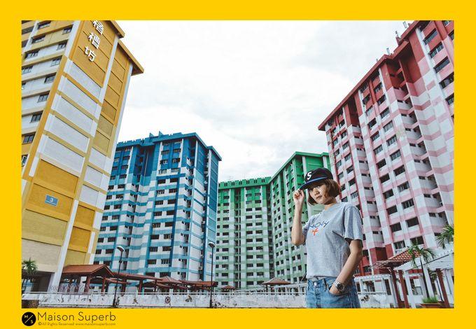 Lewis & Adeline Hype Photoshoot by Byben Studio Singapore - 006