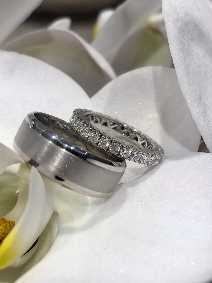 Custom Designed Wedding and Engagement Rings by Franco Jewellers - 005