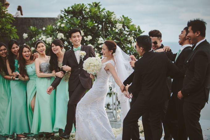 Franky & Nataschya Wedding Day by Ferry Tjoe Photography - 084