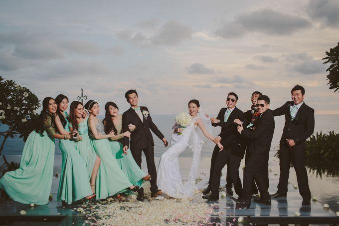 Franky & Nataschya Wedding Day by Ferry Tjoe Photography - 085