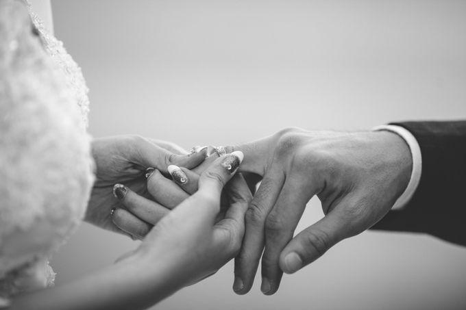 Franky & Nataschya Wedding Day by Ferry Tjoe Photography - 086