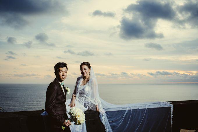 Franky & Nataschya Wedding Day by Ferry Tjoe Photography - 087