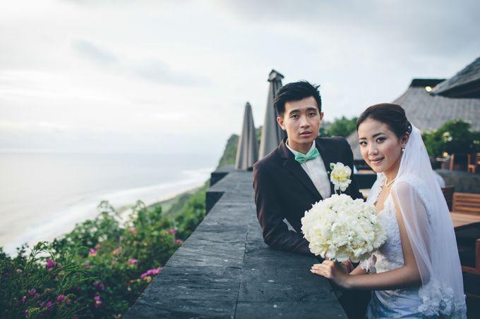 Franky & Nataschya Wedding Day by Ferry Tjoe Photography - 088