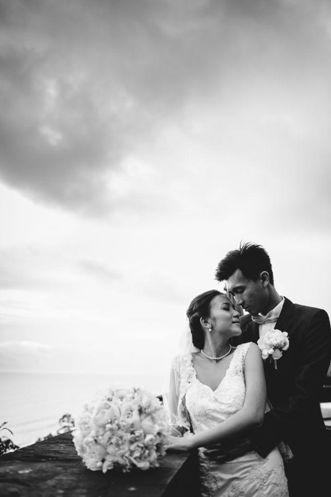 Franky & Nataschya Wedding Day by Ferry Tjoe Photography - 090
