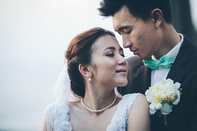 Franky & Nataschya Wedding Day by Ferry Tjoe Photography - 091