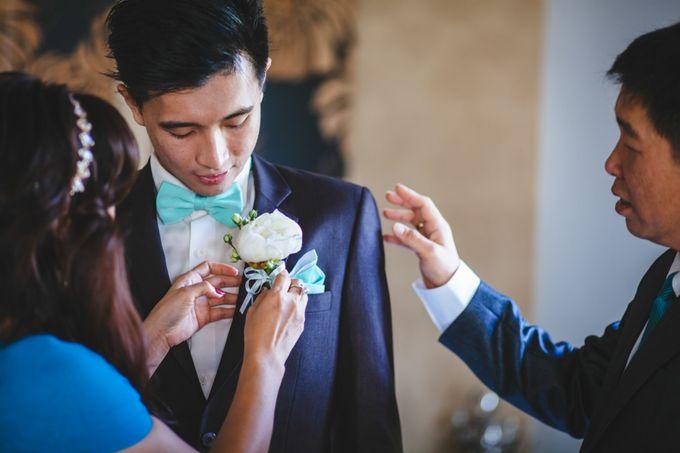 Franky & Nataschya Wedding Day by Ferry Tjoe Photography - 025