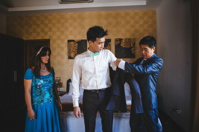 Franky & Nataschya Wedding Day by Ferry Tjoe Photography - 026