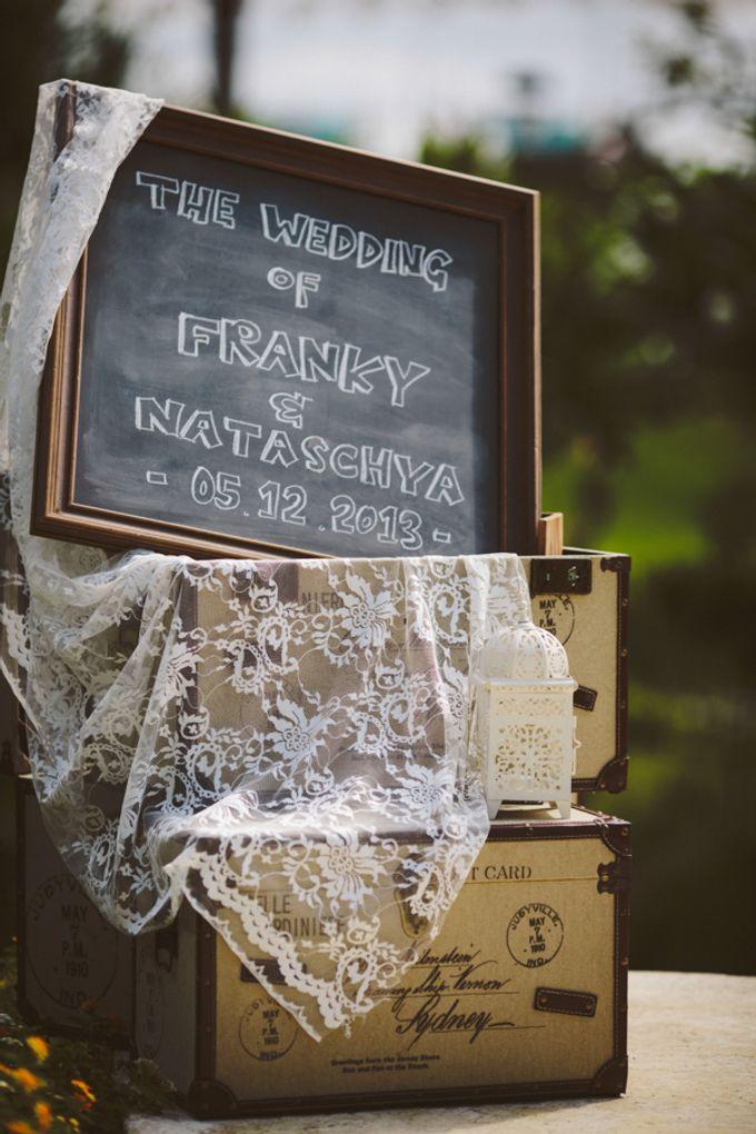 Franky & Nataschya Wedding Day by Ferry Tjoe Photography - 027