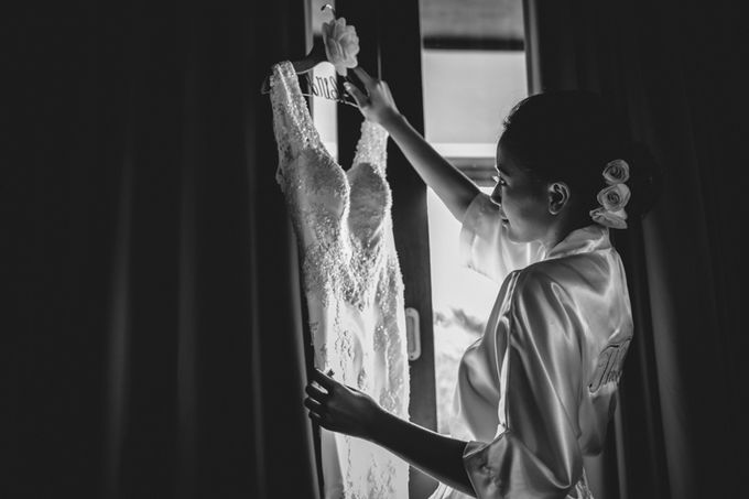 Franky & Nataschya Wedding Day by Ferry Tjoe Photography - 034