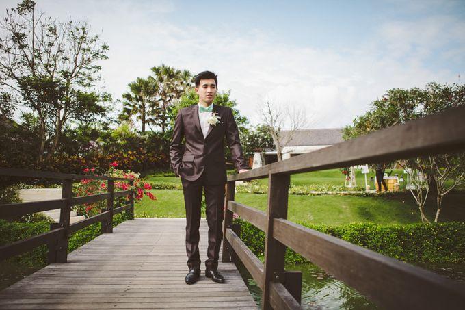 Franky & Nataschya Wedding Day by Ferry Tjoe Photography - 036
