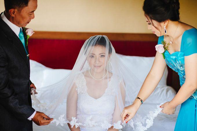 Franky & Nataschya Wedding Day by Ferry Tjoe Photography - 038
