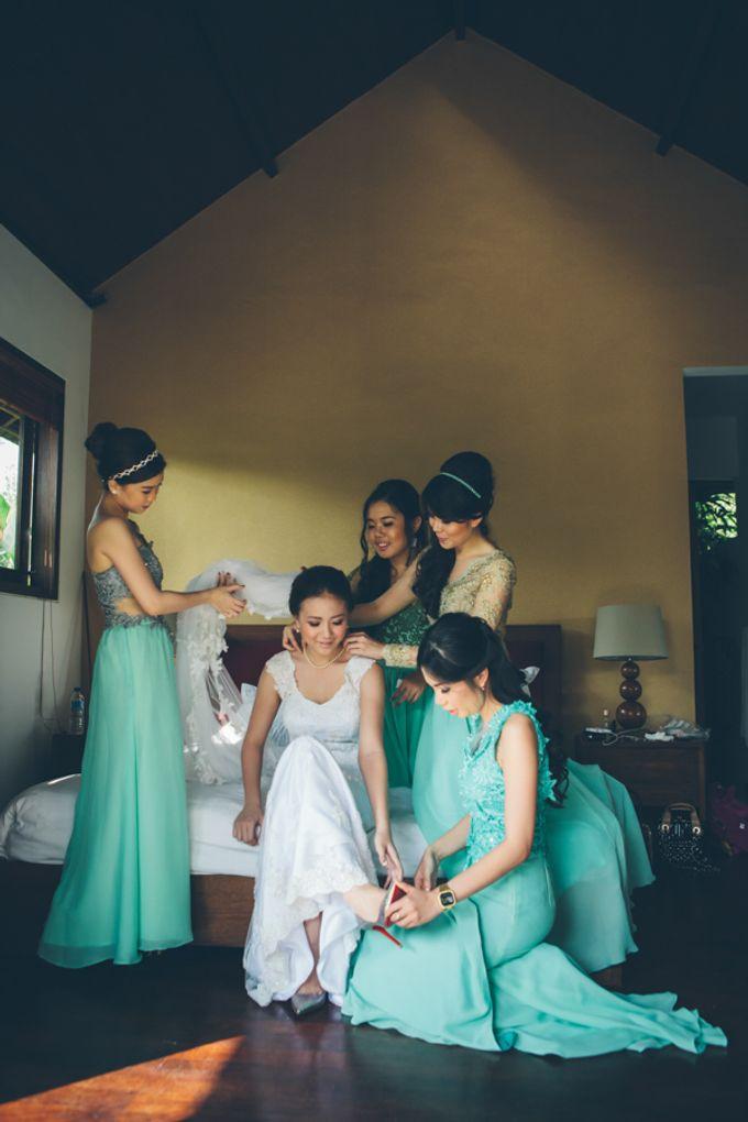 Franky & Nataschya Wedding Day by Ferry Tjoe Photography - 039