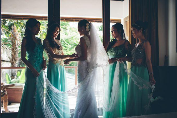 Franky & Nataschya Wedding Day by Ferry Tjoe Photography - 040
