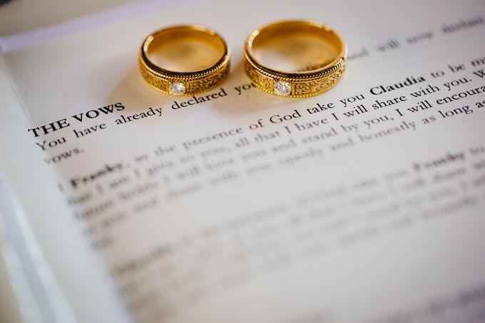 Franky & Nataschya Wedding Day by Ferry Tjoe Photography - 005