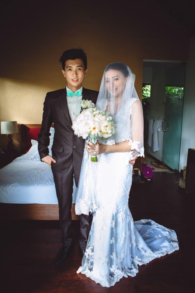 Franky & Nataschya Wedding Day by Ferry Tjoe Photography - 049