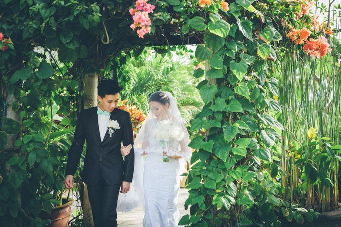 Franky & Nataschya Wedding Day by Ferry Tjoe Photography - 051
