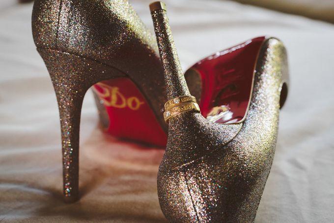 Franky & Nataschya Wedding Day by Ferry Tjoe Photography - 006
