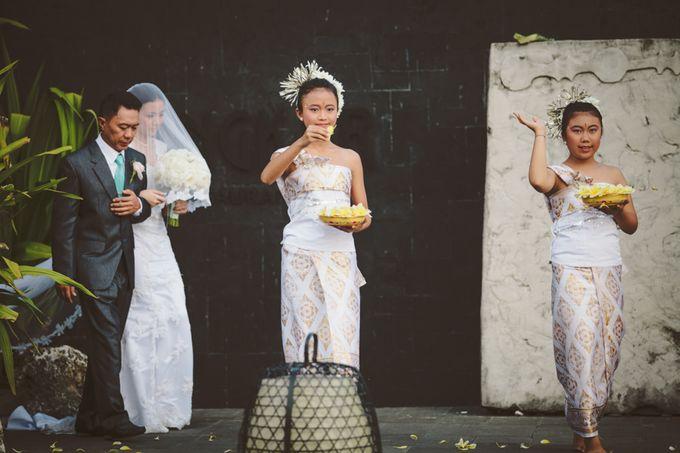 Franky & Nataschya Wedding Day by Ferry Tjoe Photography - 055