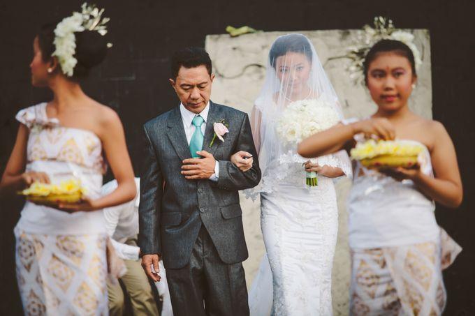 Franky & Nataschya Wedding Day by Ferry Tjoe Photography - 056