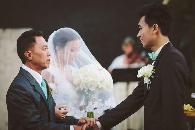 Franky & Nataschya Wedding Day by Ferry Tjoe Photography - 057