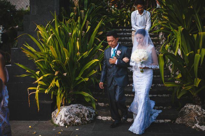 Franky & Nataschya Wedding Day by Ferry Tjoe Photography - 061