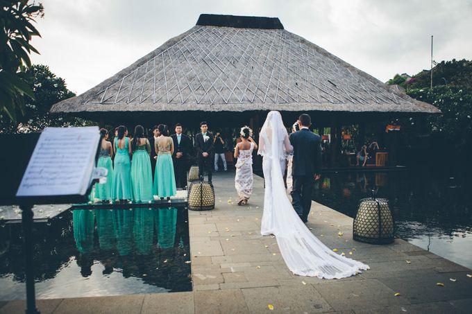 Franky & Nataschya Wedding Day by Ferry Tjoe Photography - 062