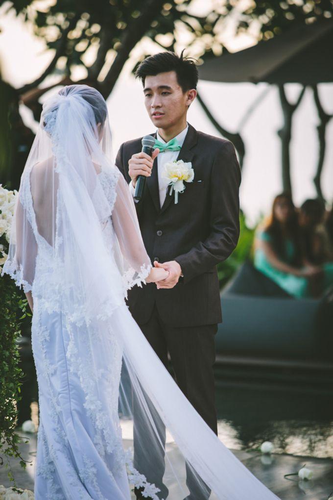 Franky & Nataschya Wedding Day by Ferry Tjoe Photography - 063