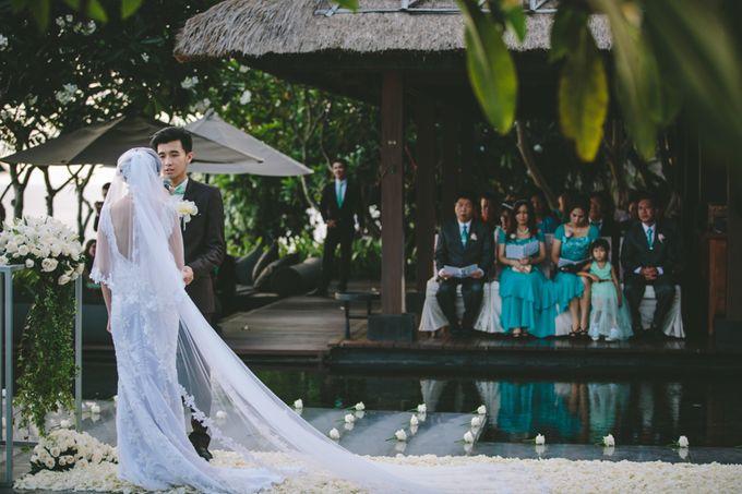 Franky & Nataschya Wedding Day by Ferry Tjoe Photography - 064