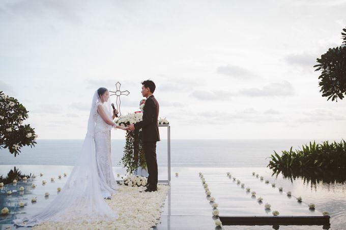 Franky & Nataschya Wedding Day by Ferry Tjoe Photography - 067