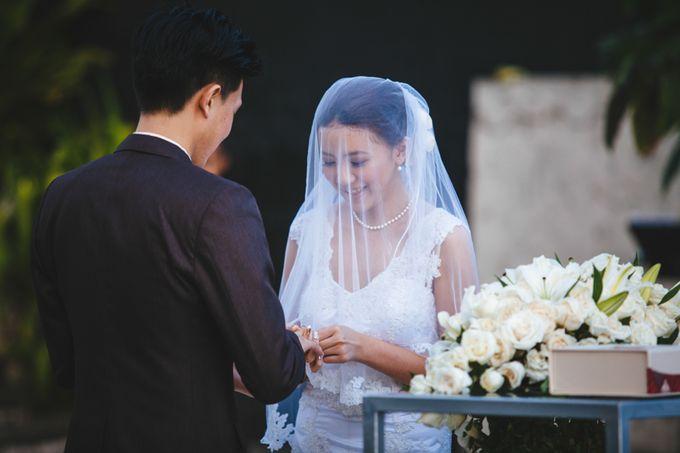 Franky & Nataschya Wedding Day by Ferry Tjoe Photography - 068
