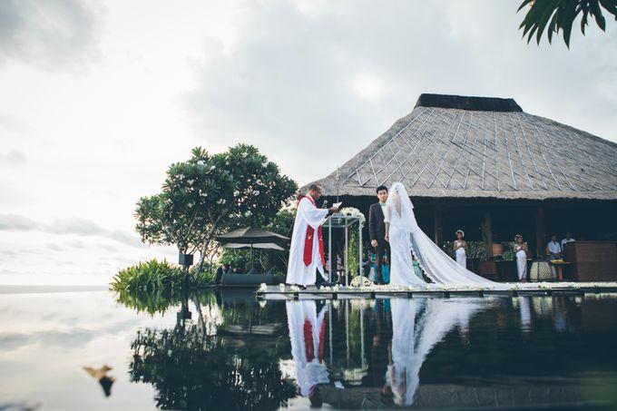 Franky & Nataschya Wedding Day by Ferry Tjoe Photography - 069