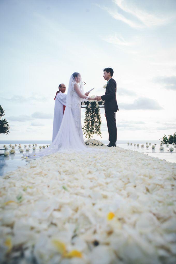 Franky & Nataschya Wedding Day by Ferry Tjoe Photography - 071