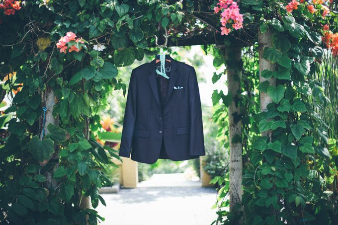 Franky & Nataschya Wedding Day by Ferry Tjoe Photography - 008