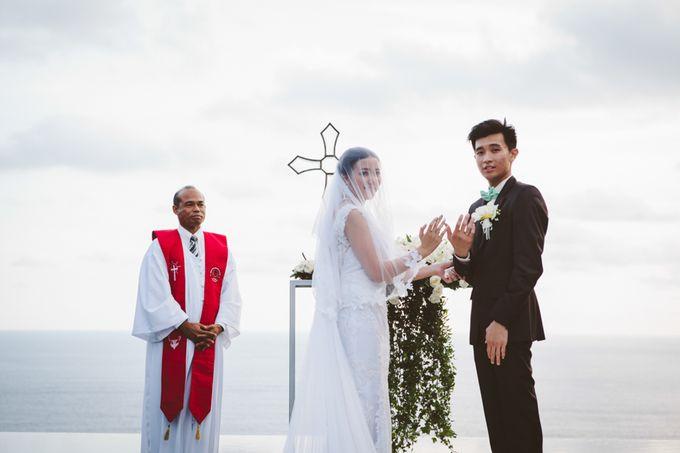 Franky & Nataschya Wedding Day by Ferry Tjoe Photography - 073