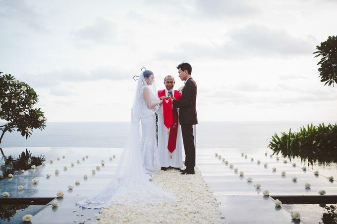 Franky & Nataschya Wedding Day by Ferry Tjoe Photography - 074