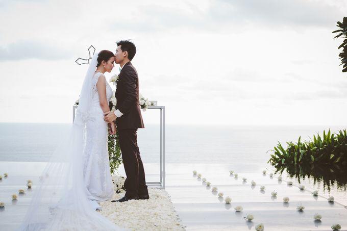 Franky & Nataschya Wedding Day by Ferry Tjoe Photography - 075