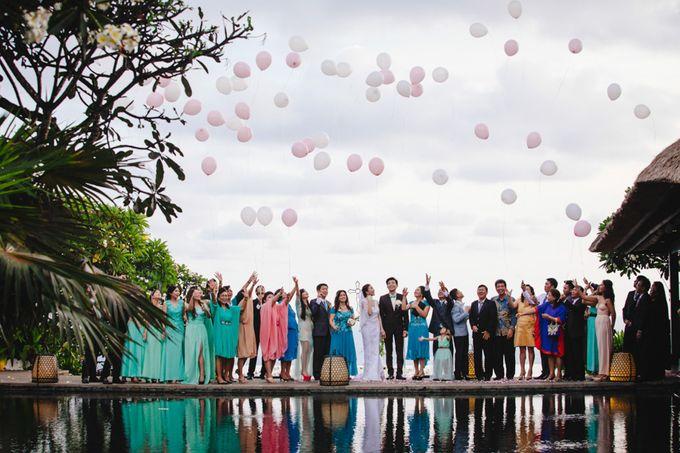 Franky & Nataschya Wedding Day by Ferry Tjoe Photography - 080