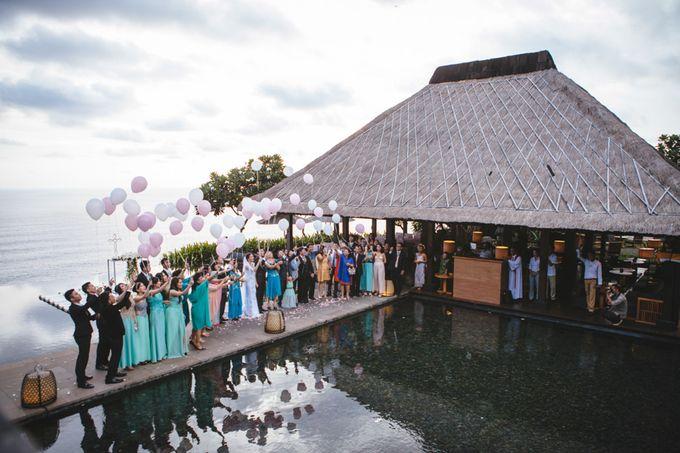 Franky & Nataschya Wedding Day by Ferry Tjoe Photography - 082