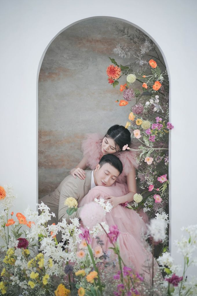 Jecsen & Franciska Prewedding Studio by ANTHEIA PHOTOGRAPHY - 010