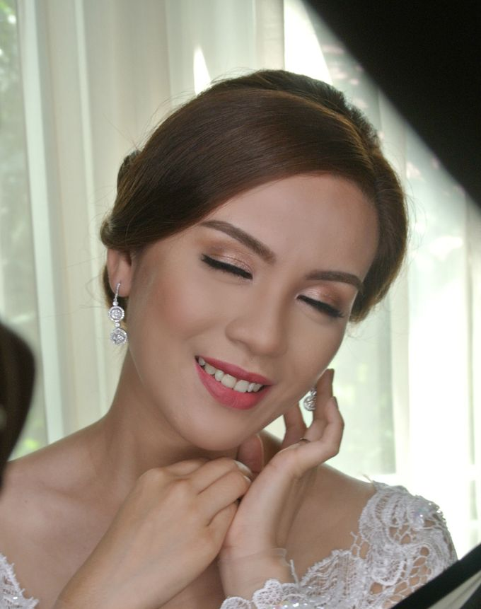 Real Brides by Nelsy Ernst Pro-Make Up by Nelsy Ernst Pro-Make Up - 020