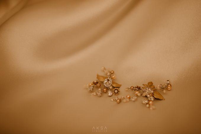 Fredy & Inge Wedding at Soehanna Hall by MALVA Bridesmaids - 006