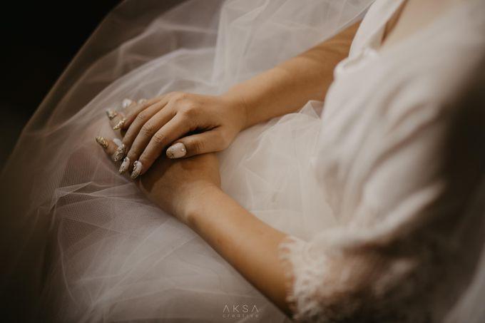 Fredy & Inge Wedding at Soehanna Hall by MALVA Bridesmaids - 009